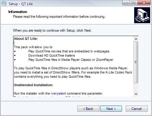 QT Lite