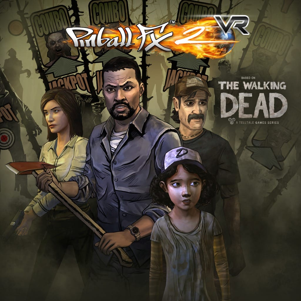 Pinball FX2: The Walking Dead PS VR PS4