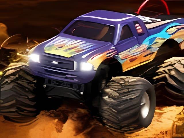 Big Truck Challenge 4×4