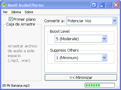Moo0 AudioEffecter