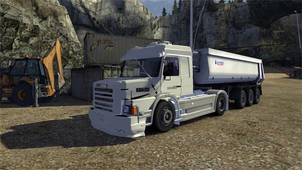 Euro Truck Simulator 2 Scania 113H