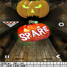 Halloween Scary Bowling
