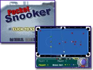 Pocket Snooker