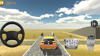 Stunt Race Parking