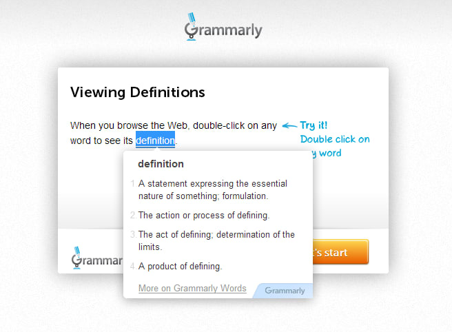Grammarly Lite