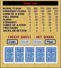 Poker Jam
