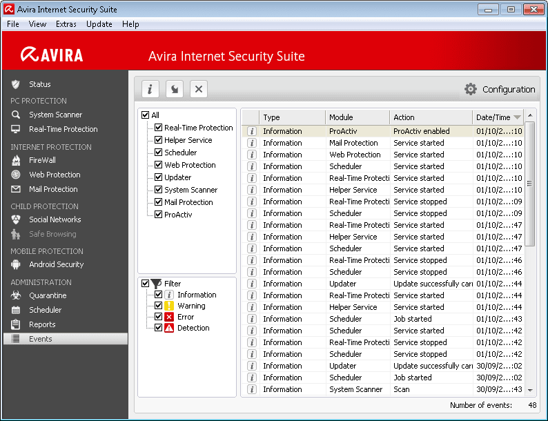 Avira Internet Security Suite 2014 14.0.1.759