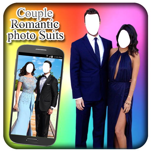 Couple Romantic Photo Suit