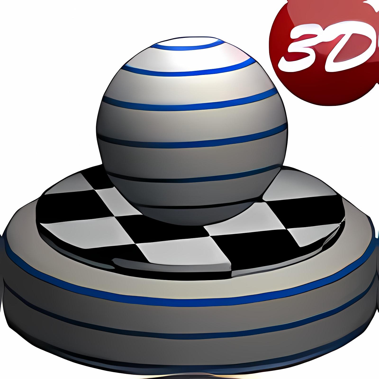 Bouncy Ball 3D Free