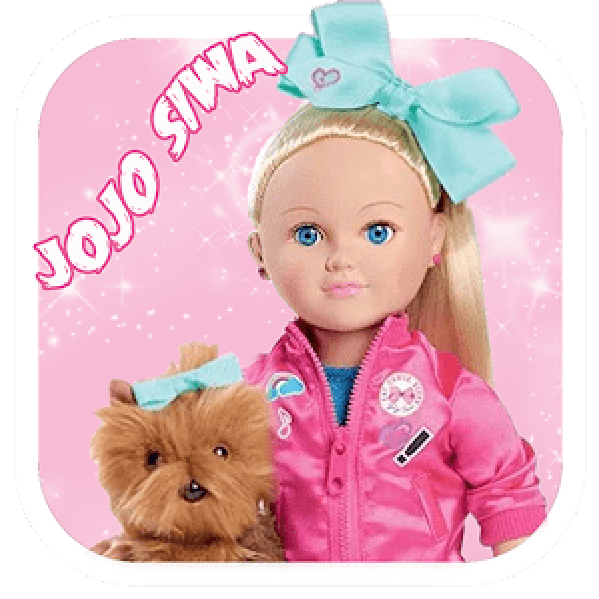 jojo siwa adventure candy world doll