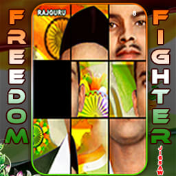 Freedom Fighter Jigsaw