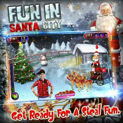 Fun In Santa City