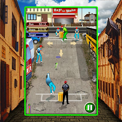 Cricket Street Cup