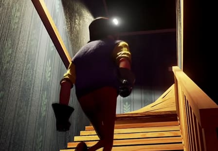 CaperPlay for Hello Neighbor