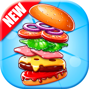 Cheeseburger Cooking Tycoon