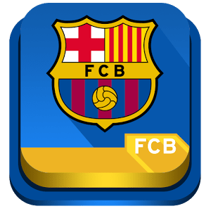 FC Barcelona official keyboard 3.1.1.1