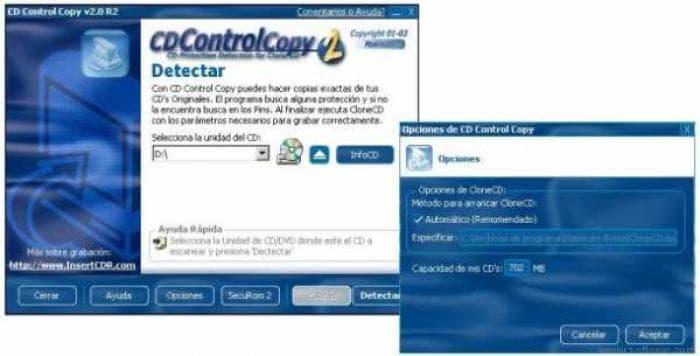 CD Control Copy