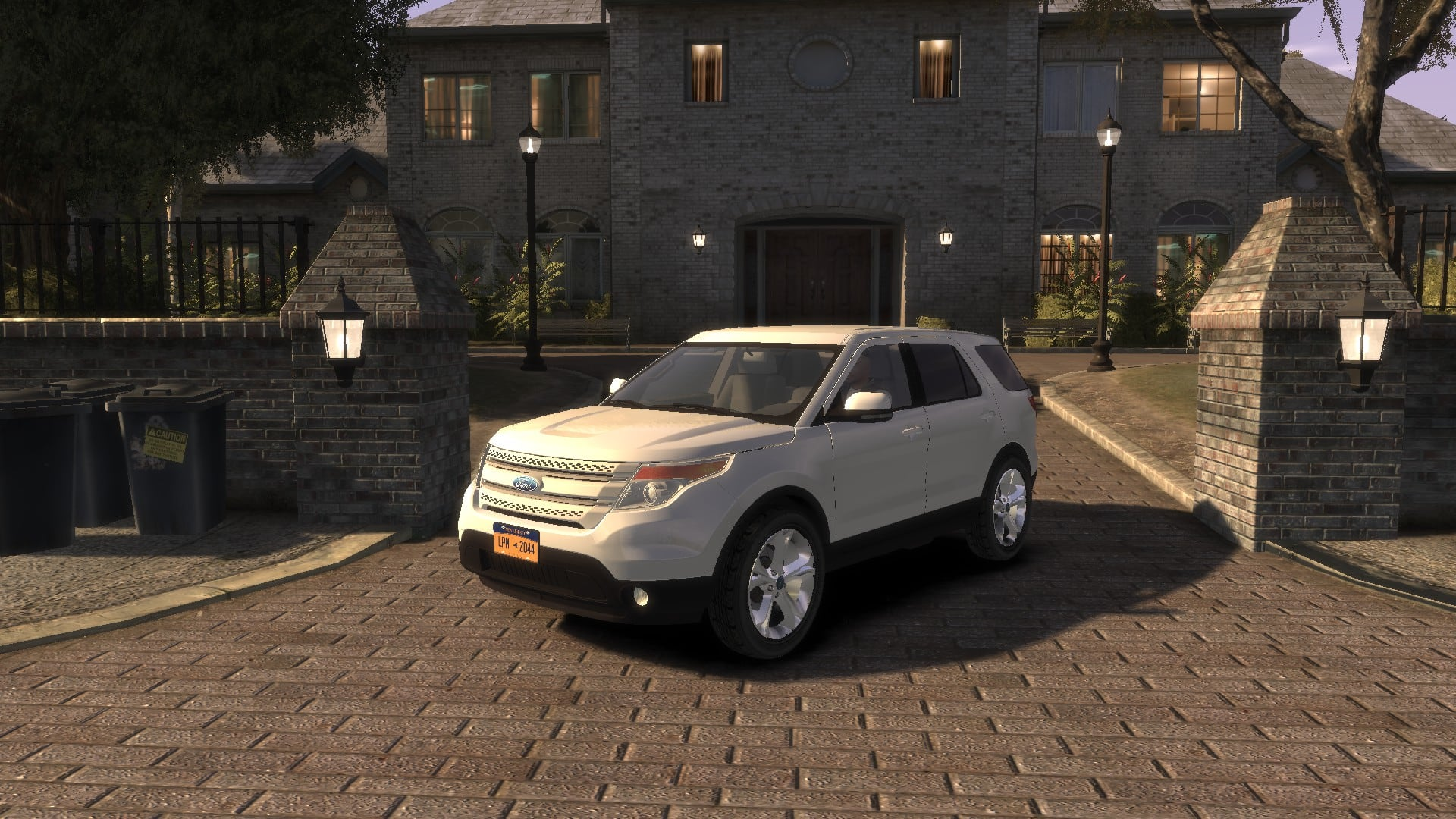 2011 Ford Explorer Mod for GTA IV