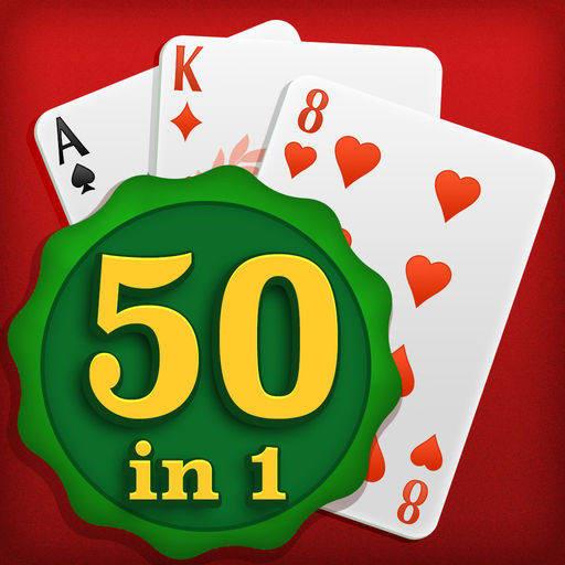 Juegos De Cartas 50 en 1 4