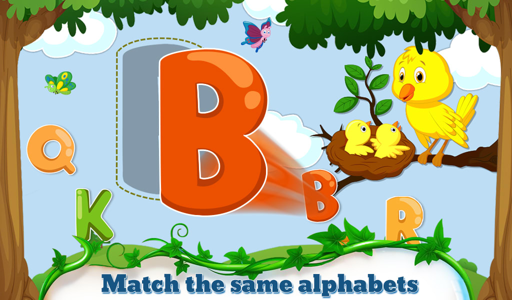 Zoo Alphabets Puzzle For Kids