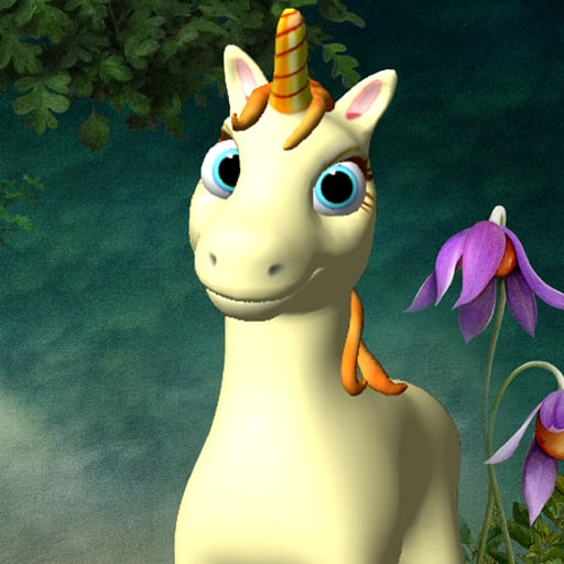 Talking Unicorn