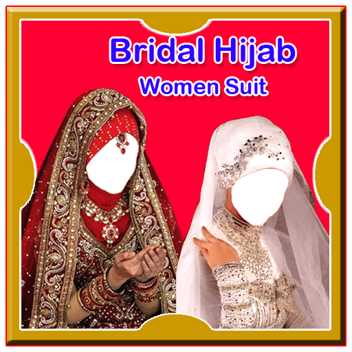 Bridal Hijab Women Suit