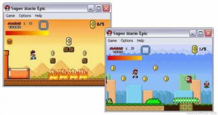 Super Mario Epic