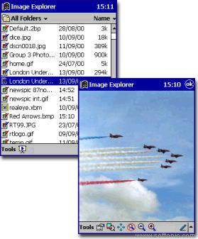 Image Explorer