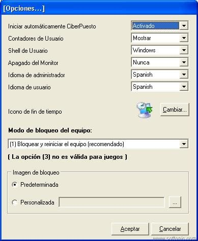 CiberPuesto NT/2000