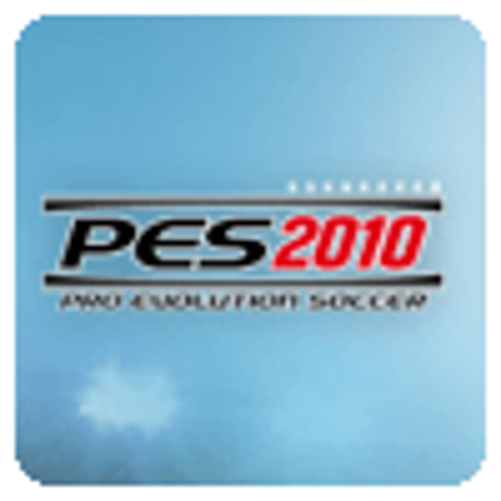 Pro Evolution Soccer (PES) 2010
