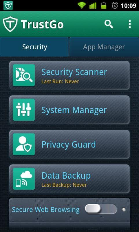 TrustGo Antivirus & Mobile Security for Android - Download