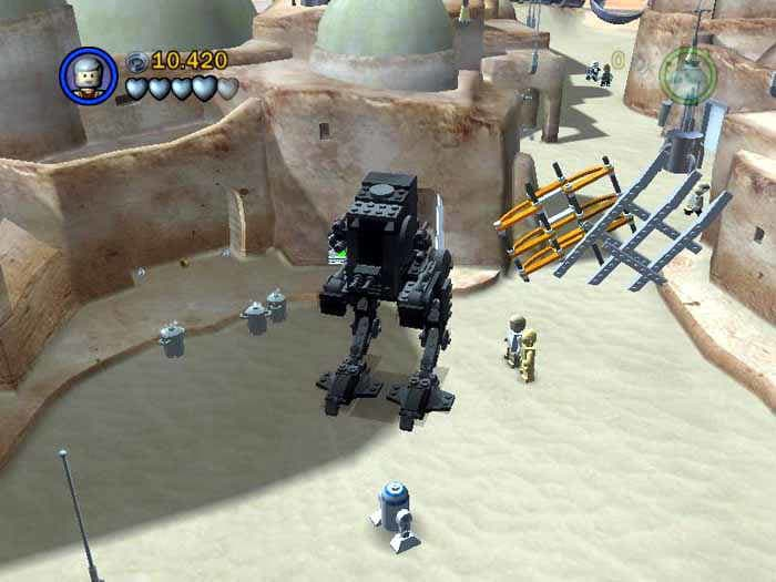 LEGO Star Wars II: The Original Trilogy - Download