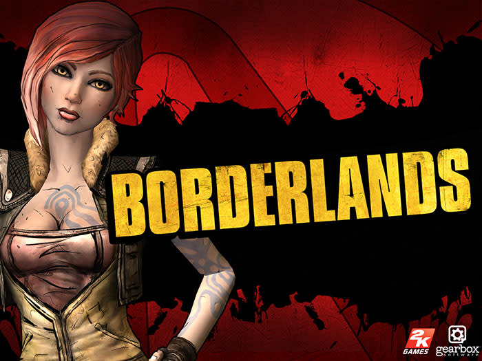 Borderlands Wallpaper