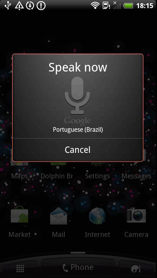Ricerca Vocale