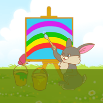 Learn colors for kids