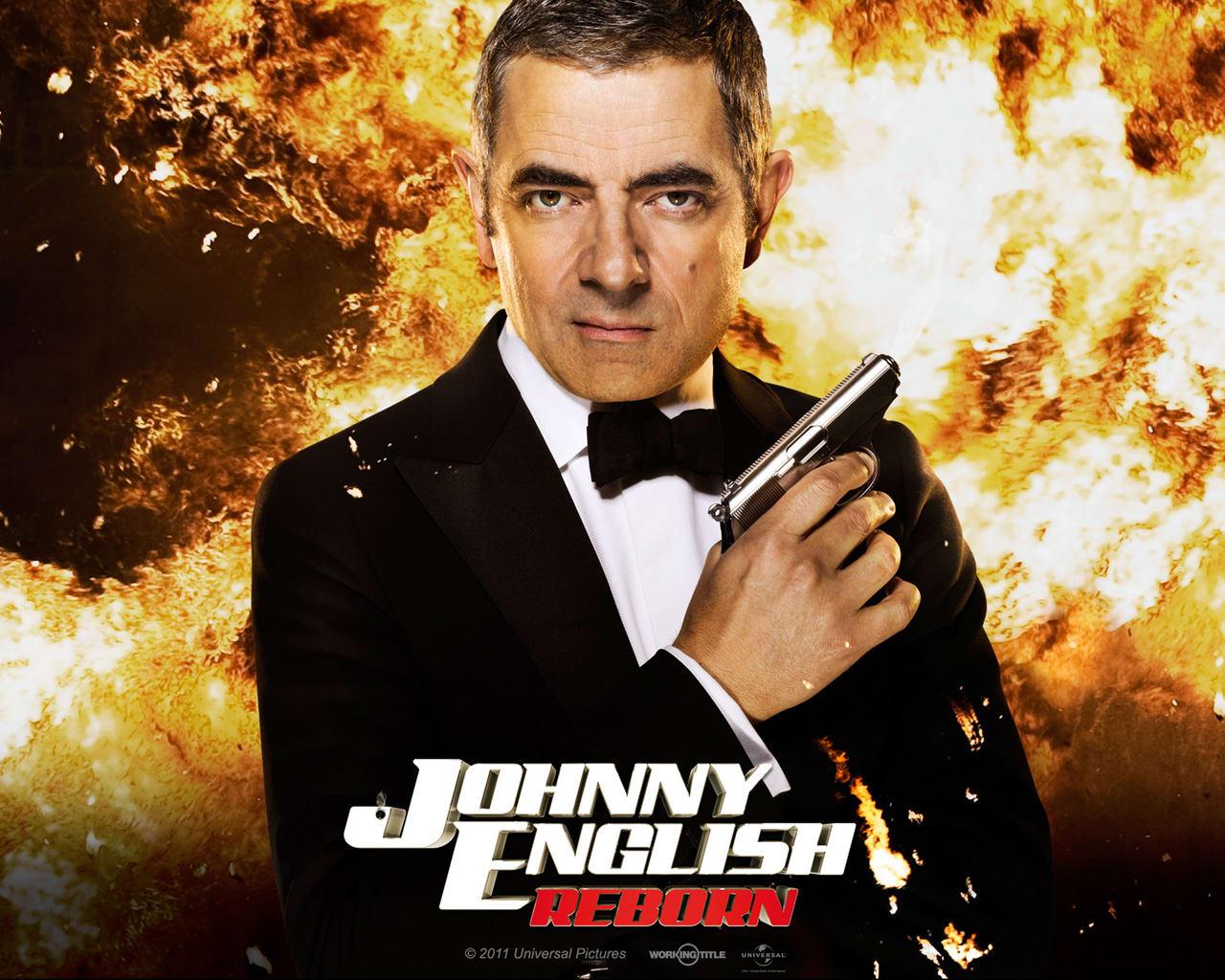 Johnny English Returns Wallpaper