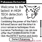 Pokemon Detector