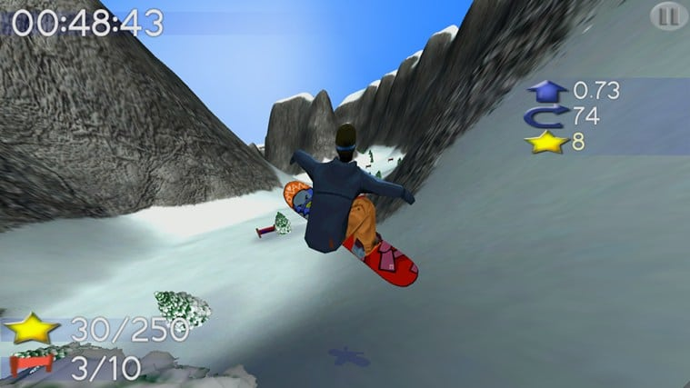 Big Mountain Snowboarding pour Windows 10