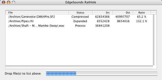 EdgeSounds RatHole Archiver