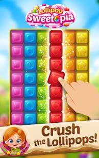 Lollipop Crush Sweetopia