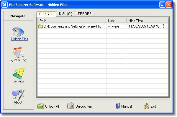 File Securer