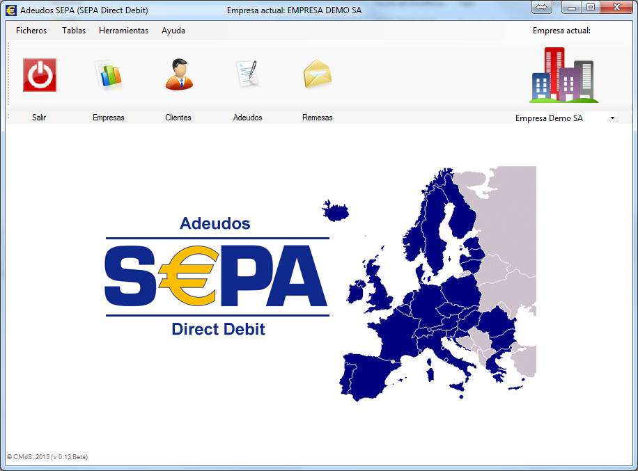 Adeudos SEPA (Sepa Direct Debit)