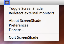 ScreenShade