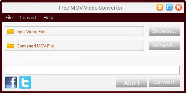 Free MOV Video Converter