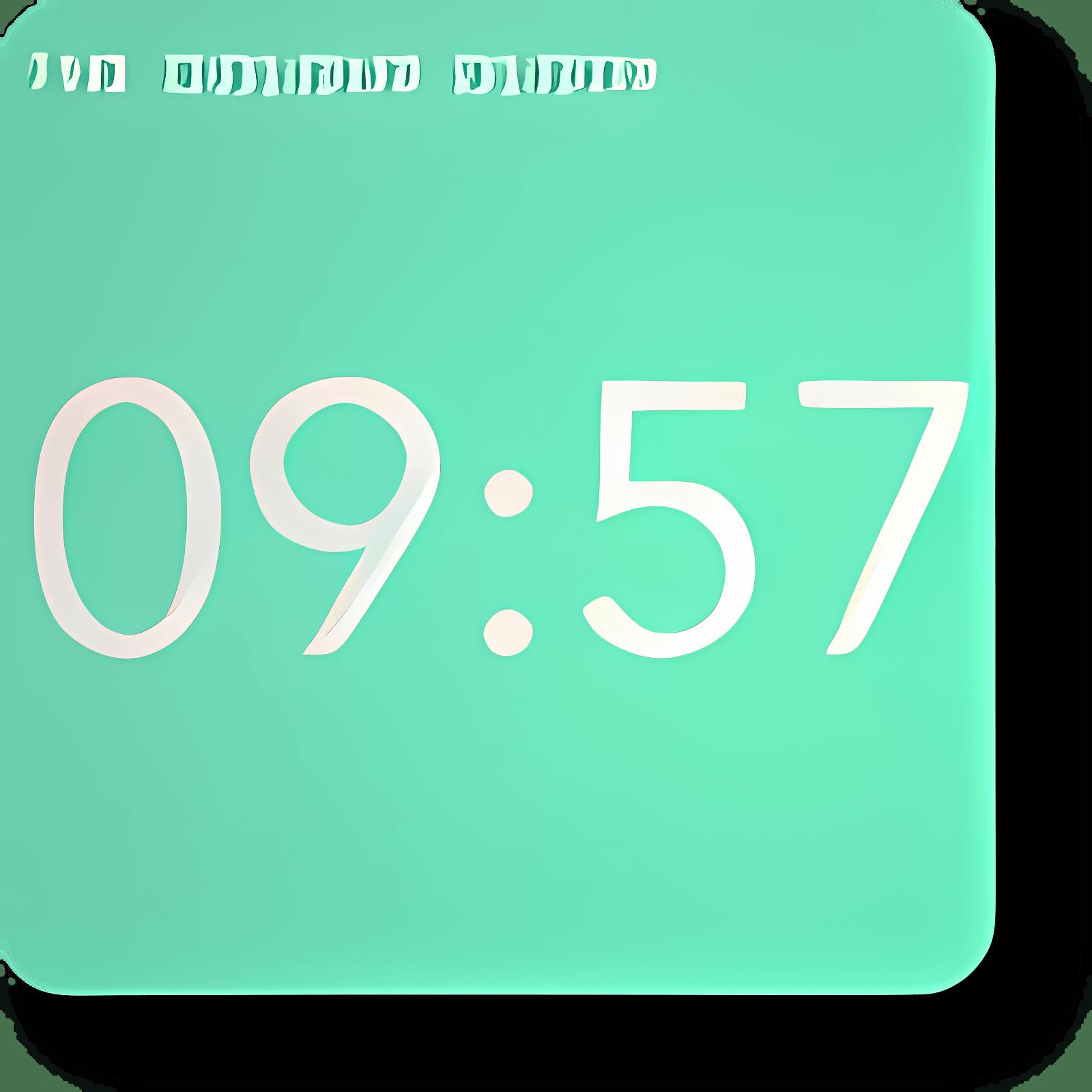 The Colour Clock