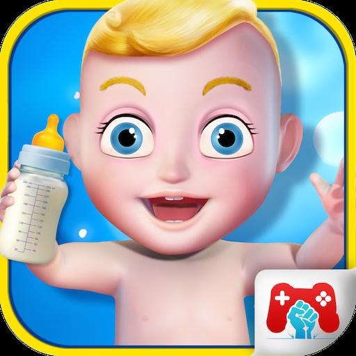 3D New Born Baby