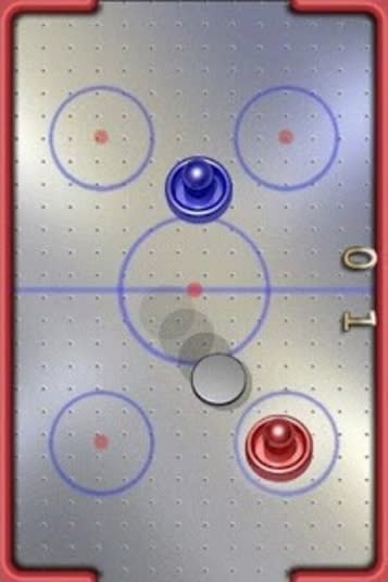 Air Hockey Speed