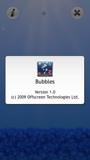 Bubbles Touch