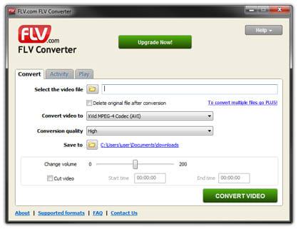FLV.com FLV Converter