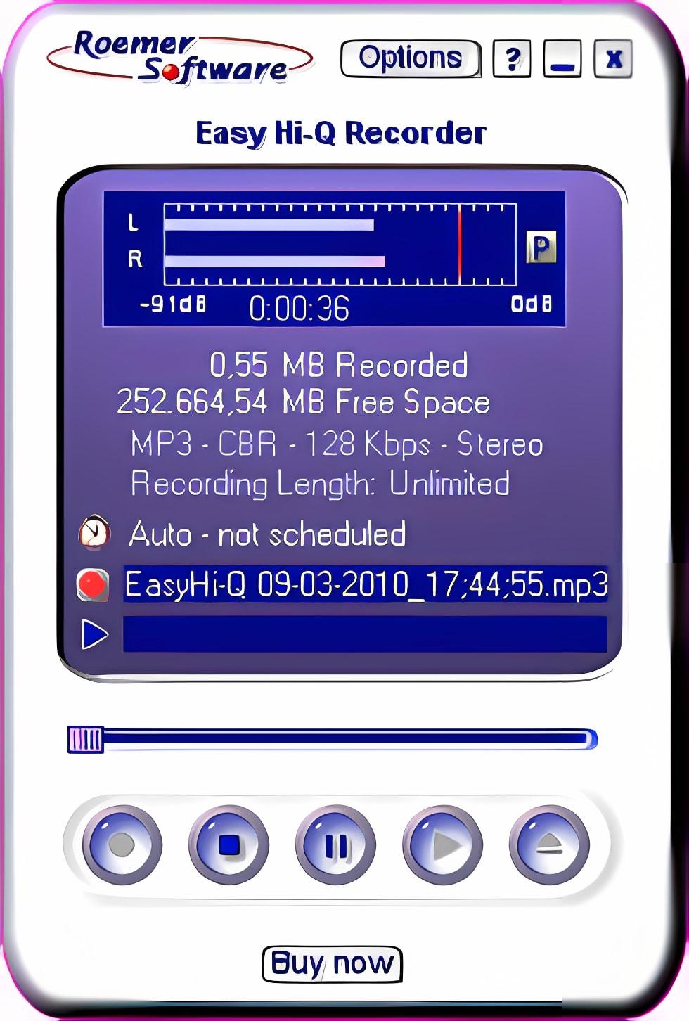 Easy Hi-Q Recorder 2.4